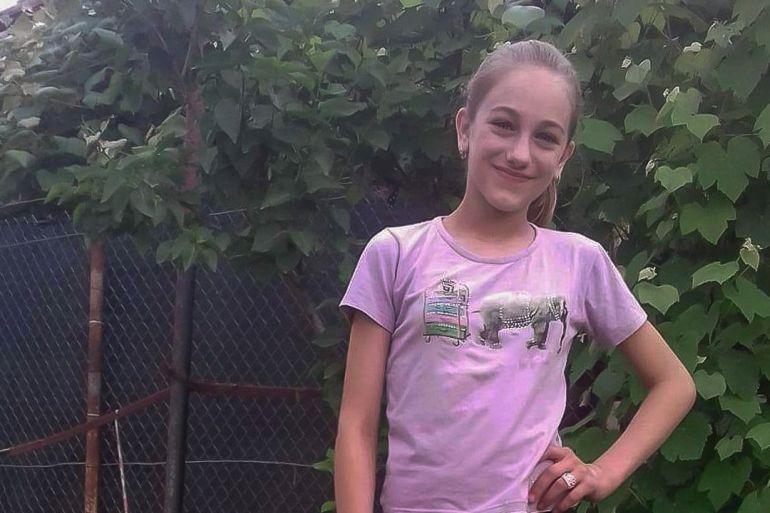 Georgiana Oroșanu are 12 ani si este pasionata de muzica si dans.